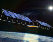 Китай планирует запуск солнечной электростанции в космосе