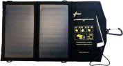 Портативное зарядное устройство на солнечных батареях