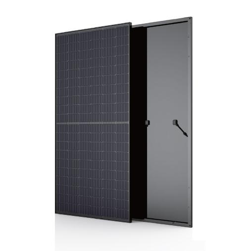 Сетевая солнечная электростанция Tuki-1