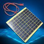 Солнечная панель для зарядки аккумулятора