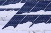 Снег на солнечных панелях. Как оборудование будет работать зимой?