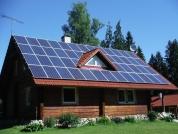 Домашние солнечные электростанции: виды и особенности